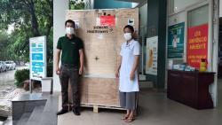 Công ty Thiên Phong Đồng hành cùng cả nước đẩy lùi dịch Covid – Tại TP Đà Nẵng